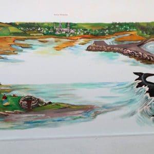 <strong>Projet Saint-Laurent : mon école, mon fleuve</strong> <br>Créditphoto: Caroline Jacques